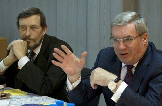 Губернатор в Союзе журналистов