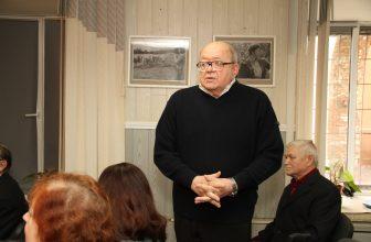 15 июня оператору Геннадию Тюнису исполняется 75 лет. Поздравляем с юбилеем!