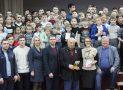 Премьера фильма «Сильный должен быть добрым!»  в Сосновоборске 21 декабря 2018 года. Фоторепортаж Юрия Суетова