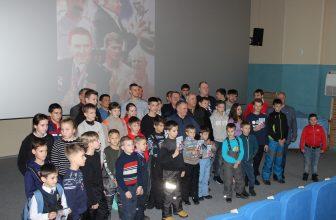 Премьера фильма «Сильный должен быть добрым!» в Дивногорске 24 декабря 2018 года. Фоторепортаж Юрия Суетова