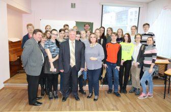 Члены Союза журналистов Красноярского края на встрече  в Зеленогорске