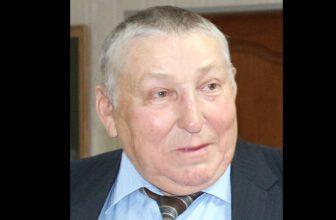 Прощание с Виктором Комориным