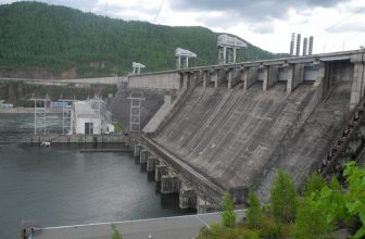 Увидеть Красноярскую ГЭС