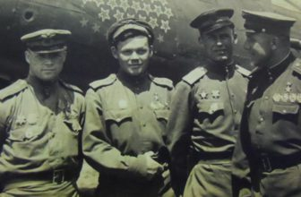 Мир спас советский солдат