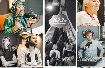 Радиомарафон на радио «Серебряный дождь – Красноярск»