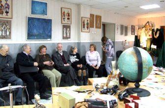 Сбор ветеранов журналистики