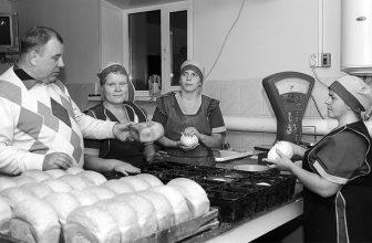 Свежий хлеб как норма жизни