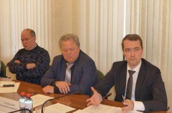 Встреча с министром культуры