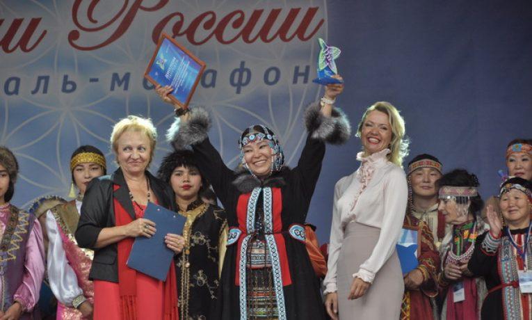 Красноярск на один день стал центром культуры коренных народов Севера, Сибири и Дальнего Востока