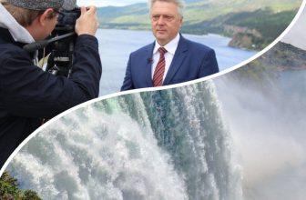 НИА-гарский водопад