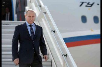 «Президент России на берегах Енисея»