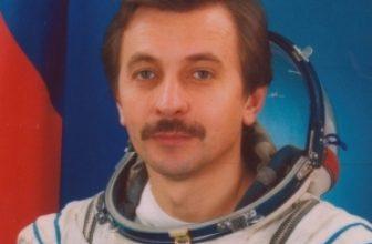 16 апреля — встреча с летчиком-космонавтом, Героем России А.И. Лазуткиным