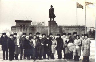 Титова Людмила Николаевна. Телевизионщики.