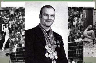 В Красноярске отметят 70-летие со дня рождения двукратного олимпийского чемпиона Ивана Ярыгина